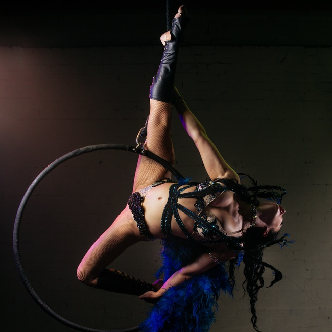 aerialist corporate act