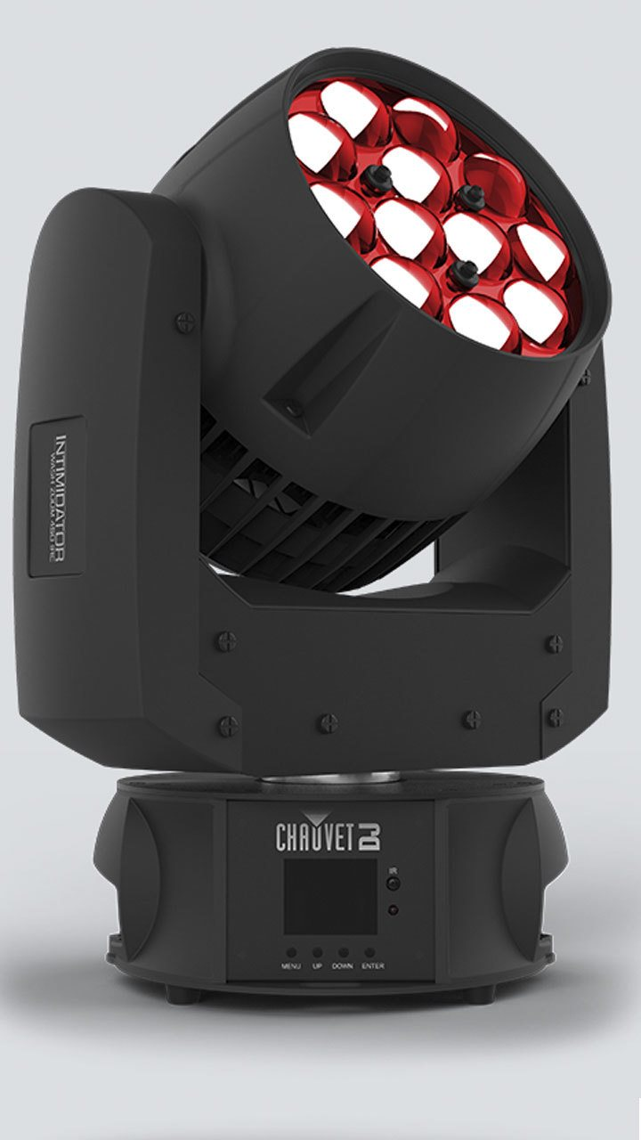 Chauvet Intimidator 450 wash zoom IRC